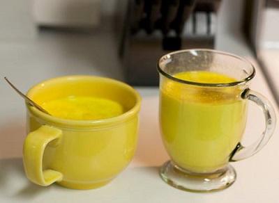 «Золотое молоко» простой напиток для Здоровья и Красоты
