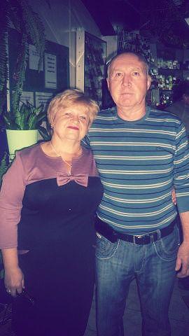 Светлана и Вадим, Москва